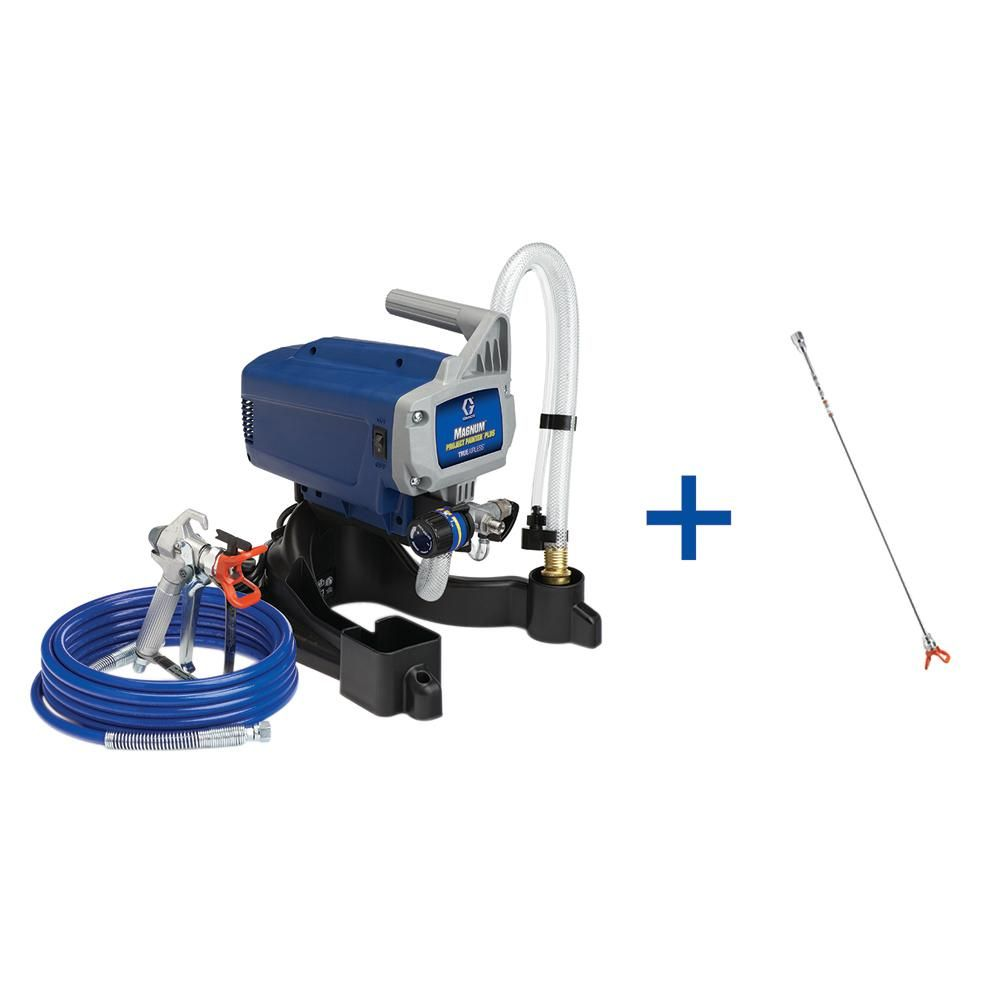 Graco project painter plus airless paint sprayer with 20