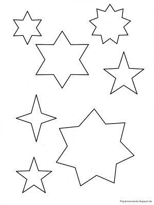 Geometrische Formen - Ausmalbilder für Kinder | Malen/Basteln ...