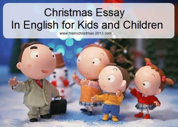 Christmas Day Essay In English For Children  Epic  The Movie  Christmas Day Essay In English For Children