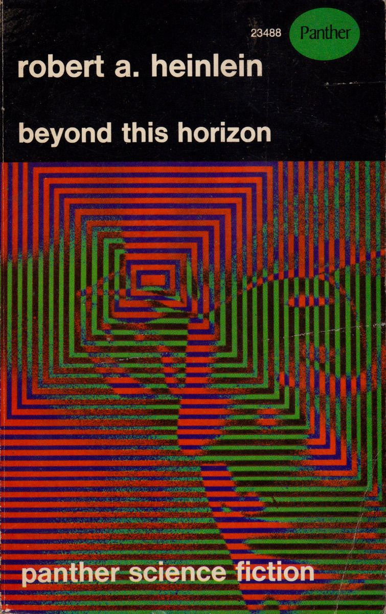 Beyond the horizon by robert a heinlein panther 1967