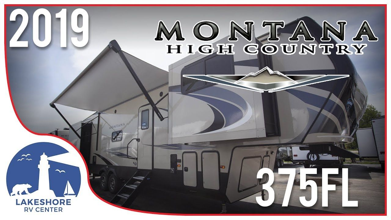 2019 Keystone Montana High Country 375FL 5th Wheel RV For
