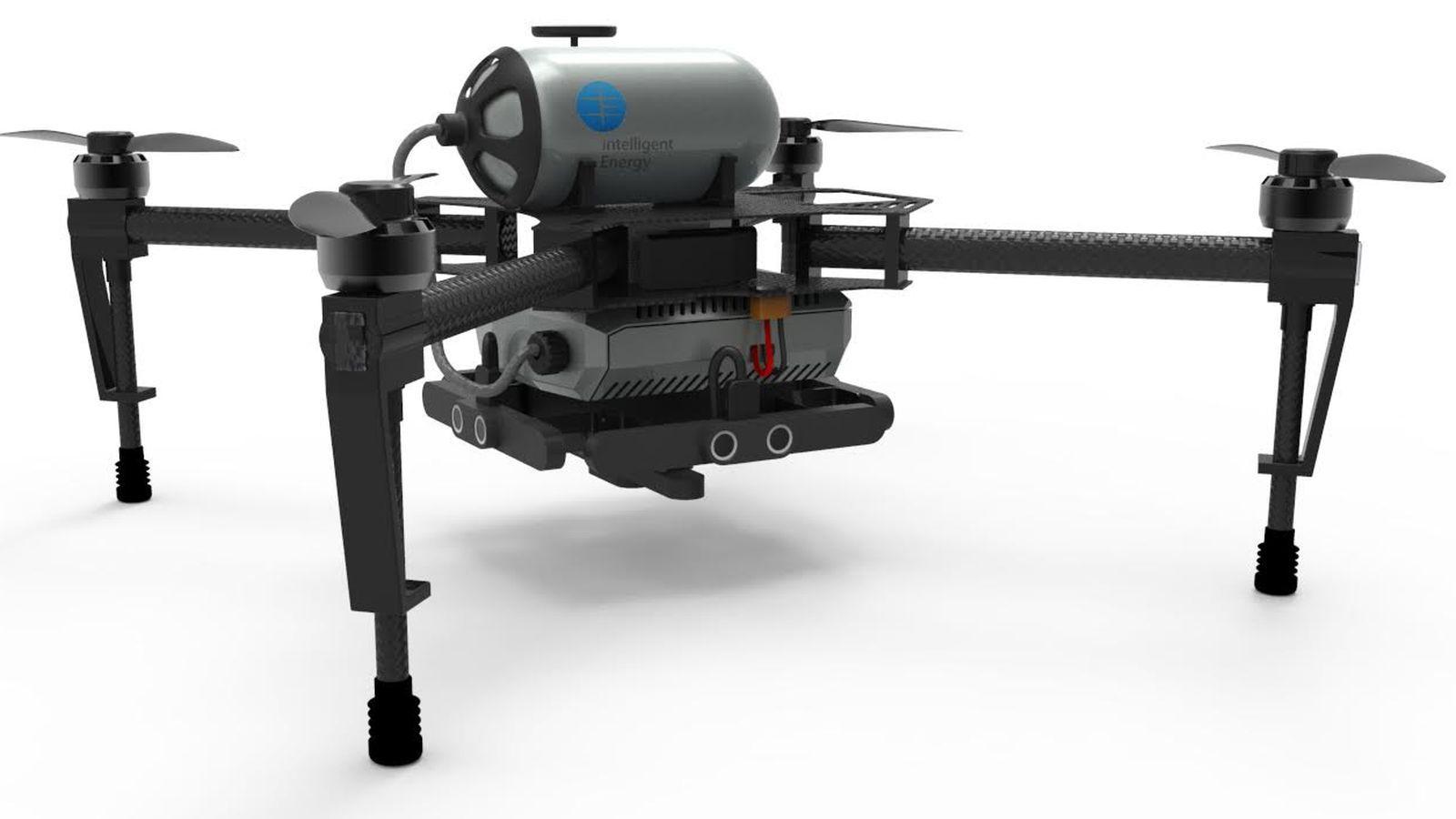 hydrogen drone Teknoloji, Teknoloji haberleri, Tasarım