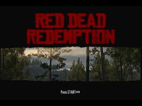 Red Dead Redemption Xbox 360 Walkthrough