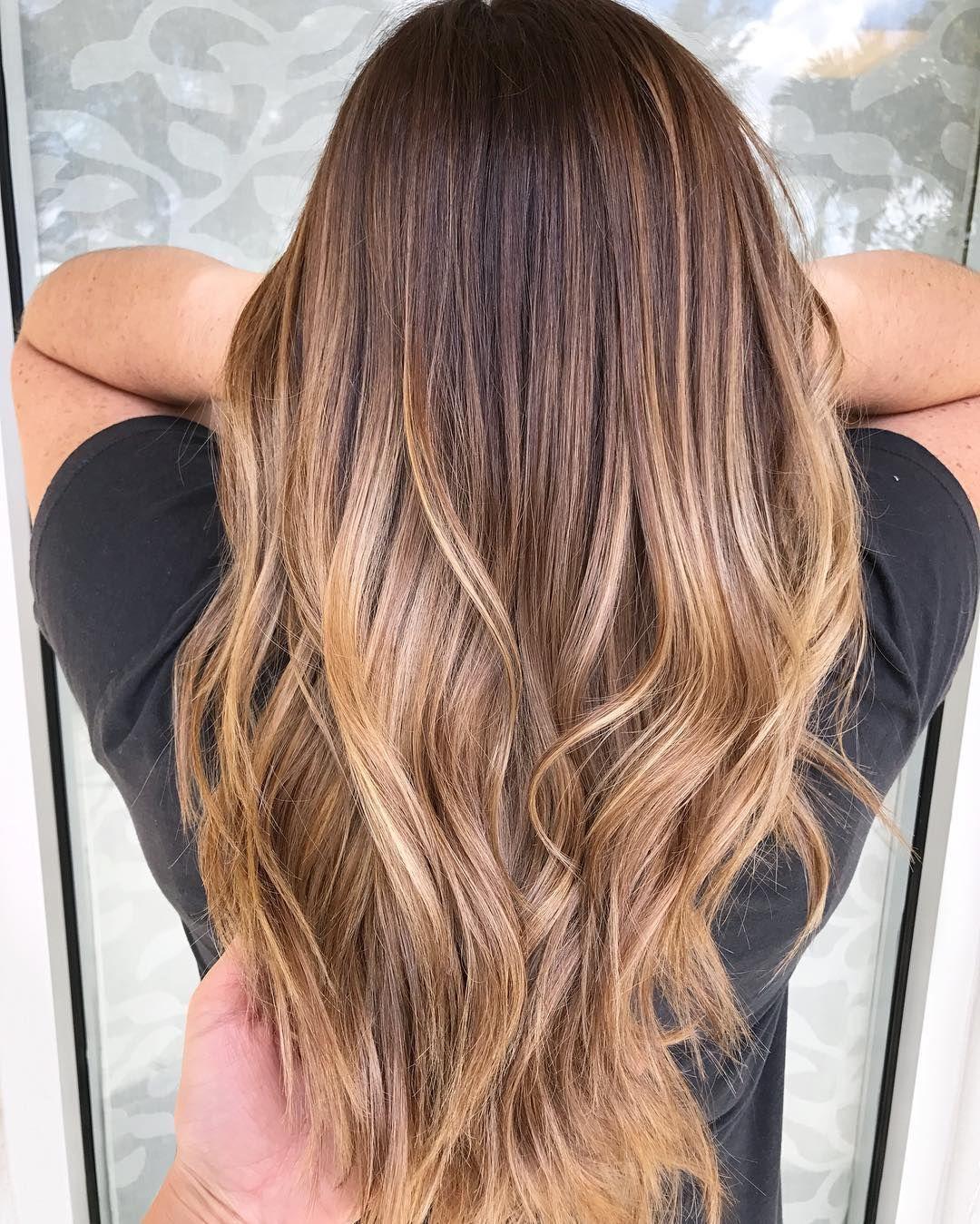 456 Gilla Markeringar 15 Kommentarer South Florida Balayage Simplicitysalon Pa Instagram When Your Coloracion De Cabello Color De Cabello Shatush Hair