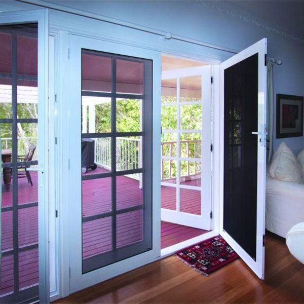 French Doors Crimsafe French Door Pinterest Doors Security