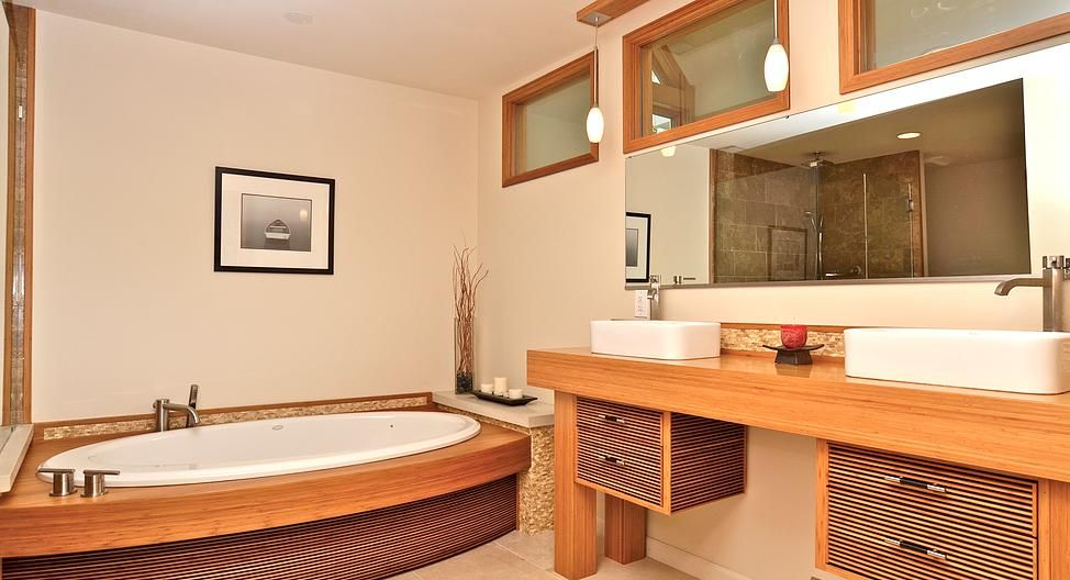 Custom made bathroom cabinets and fixtures, ken kohles, bay area