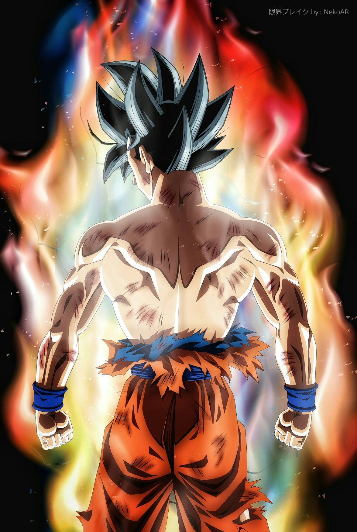 Goku New Transformation Dragonball Super Universe Survival Arc And Tournament Of Power Dragon Ball Super Goku Dragon Ball Goku Dragon Ball