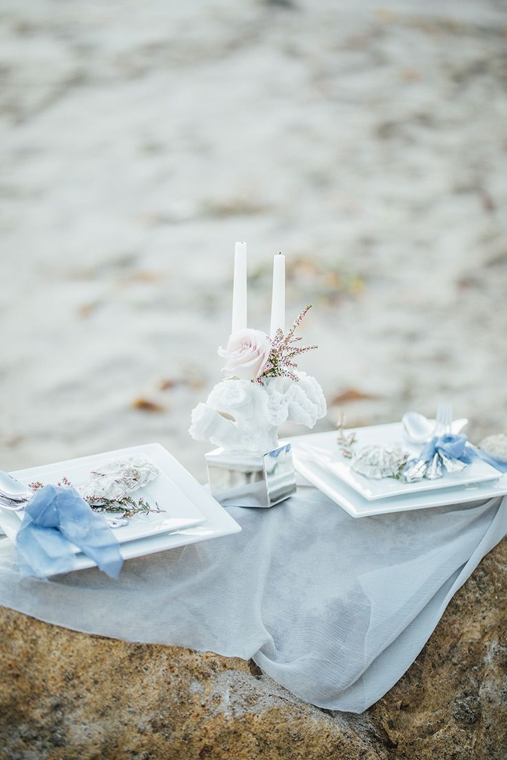 This coastal elopement is seriously p-r-e-t-t-y | Wedding | Beach ...
