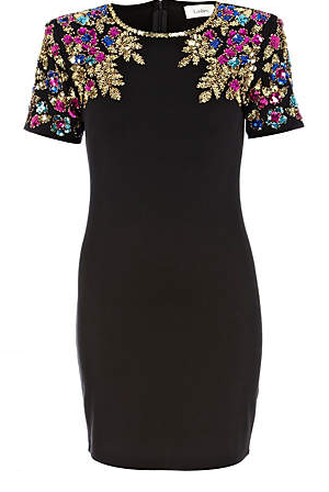 ... best loved 8198f c855b River Island Embellished Dress ... be833f746