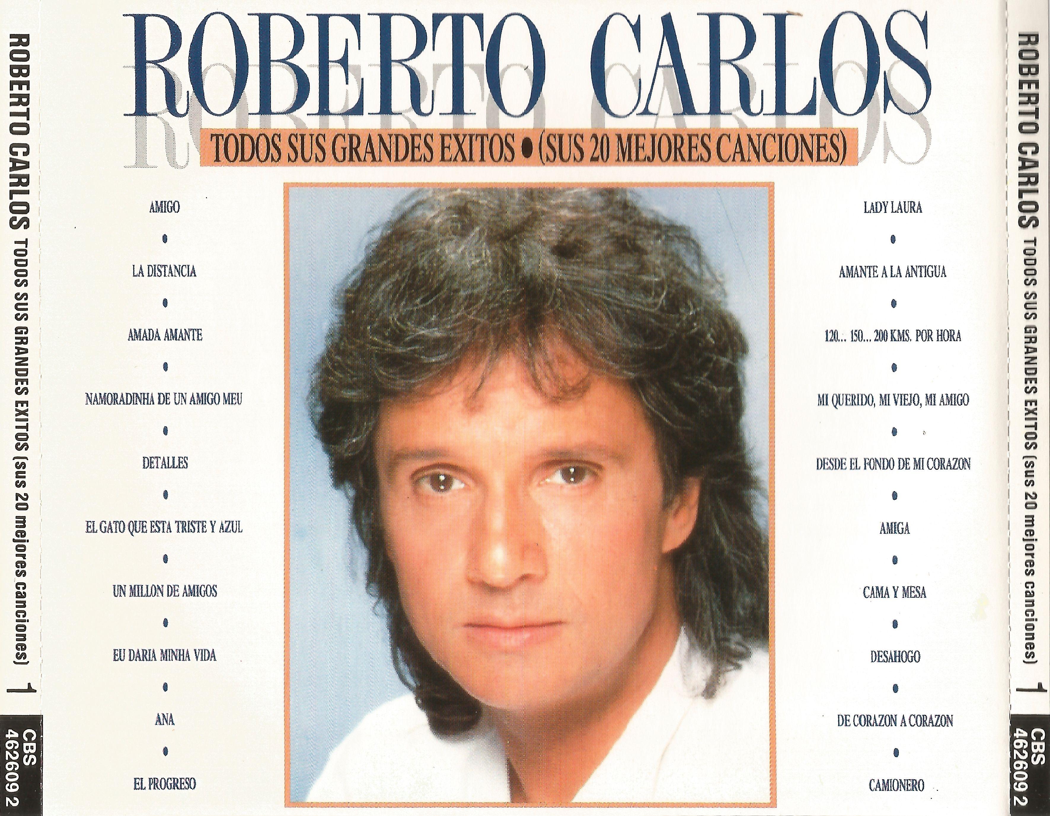 Pin Em Roberto Carlos