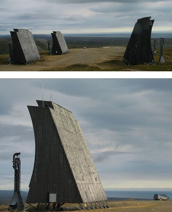 Abandoned Radar Stations of the Arctic Circle | Abandoned