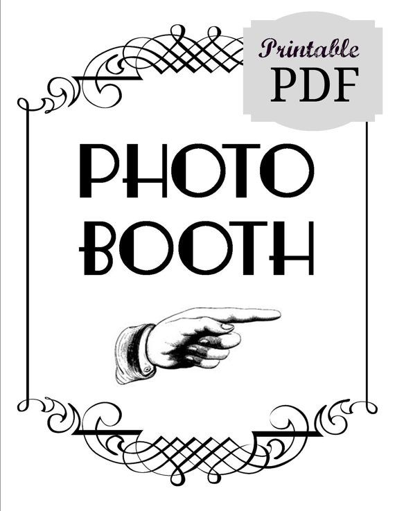 picture about Free Printable Photo Booth Sign known as image booth props do it yourself and cost-free printable Do-it-yourself Printable PDF