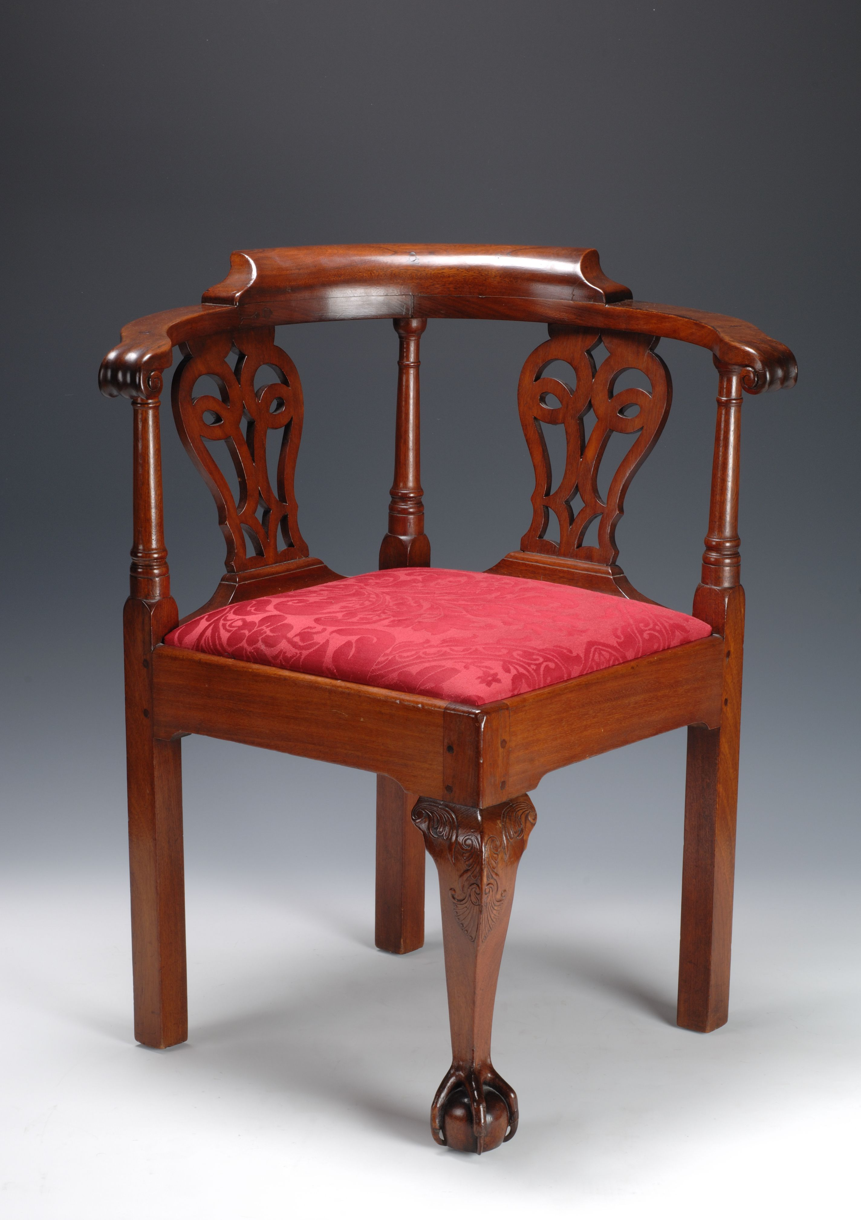 Roundabout Chair..........Roundabout Chair (c. 1770 ...