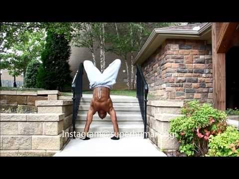 Superhuman Yogi - Click to watch this incredible video. Insane!! Developing Flexibility | Erica Rascon