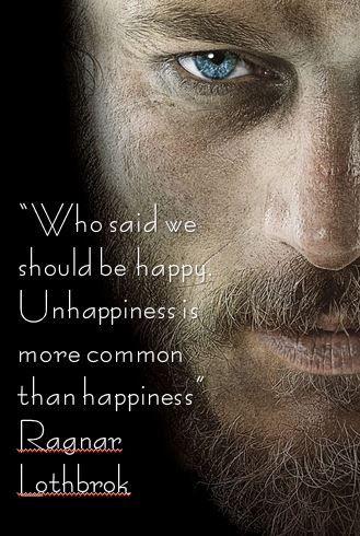 Vikings Ragnar Lothbrok Quote