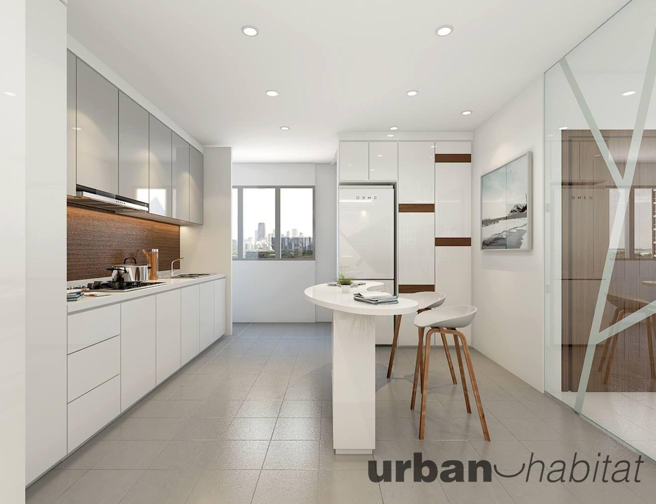 Hdb 5 Room Modern Contemporary Pasir Ris Modern Room Kitchen Design Interior Design Singapore