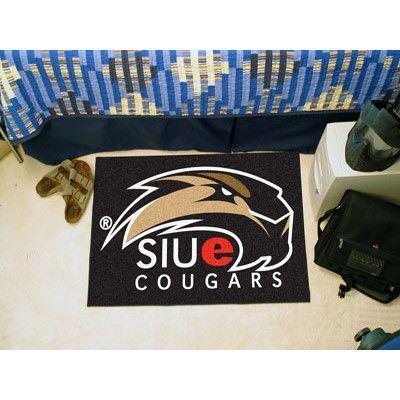 FANMATS NCAA Southern Illinois University - Edwardsville Starter Mat