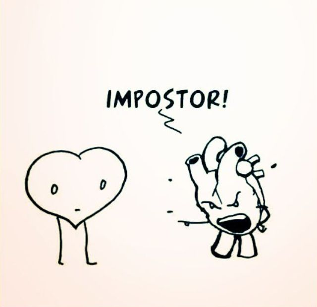 Impostor! ;)