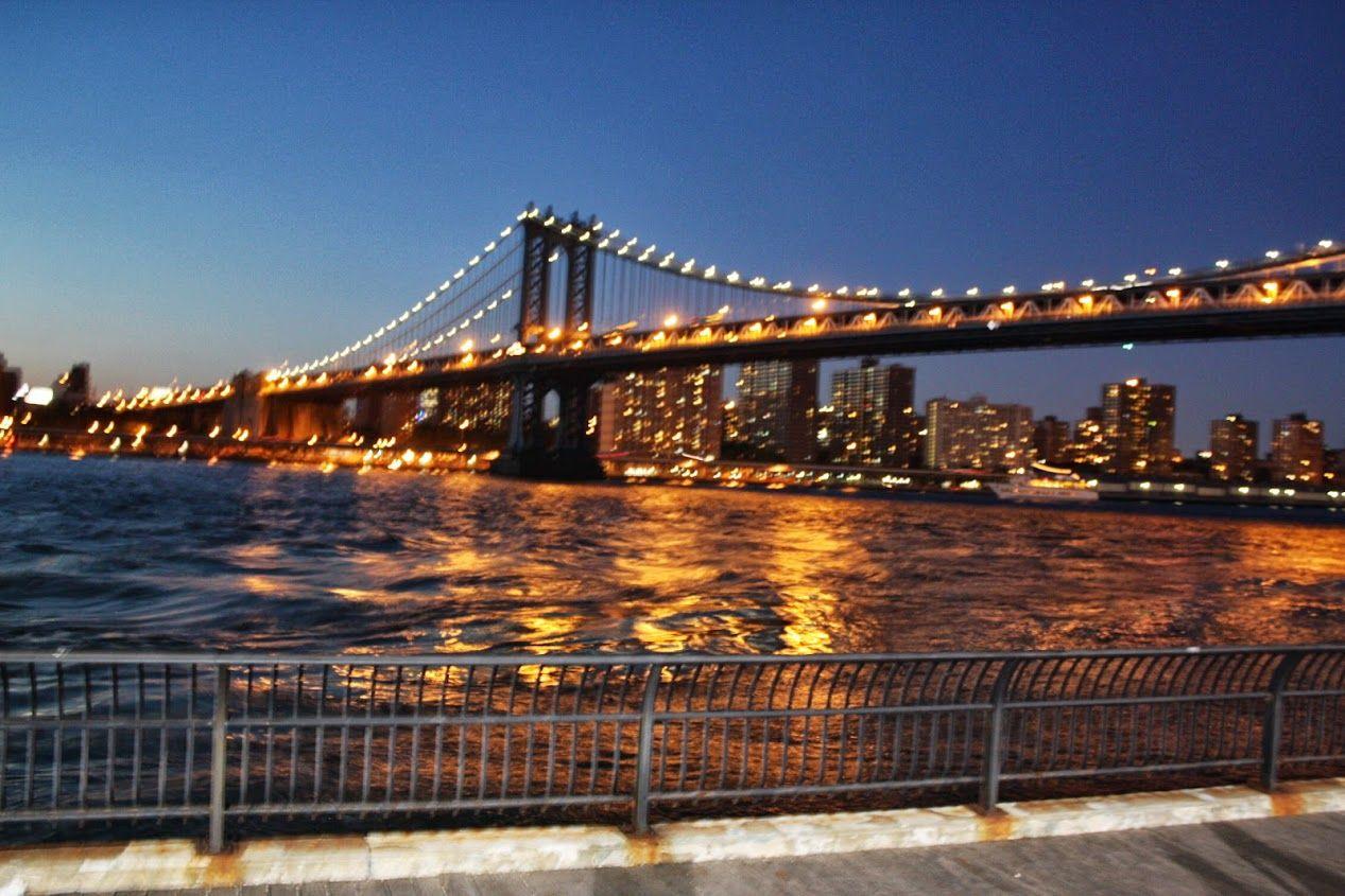 Ponte do Brooklyn Ponte estaiada, Nova Iorque