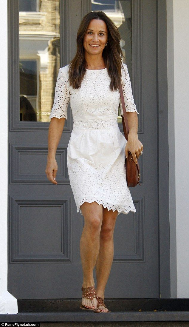 a110a17ad6d Princess Diana s wedding dress designer reveals what gown Pippa Middleton  should wear