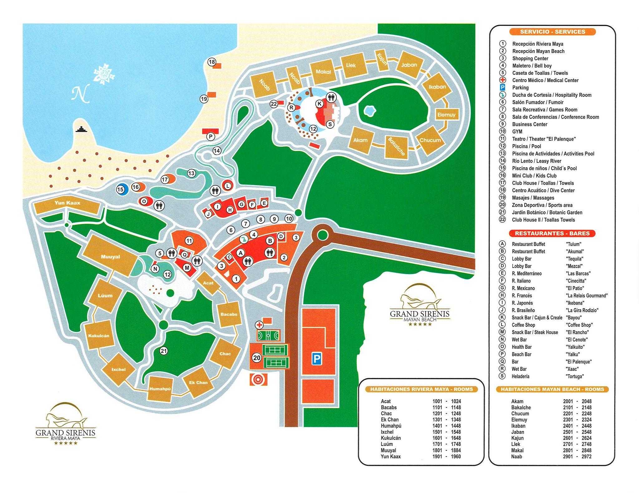 Grand Sirenis Mayan Beach Hotel Spa