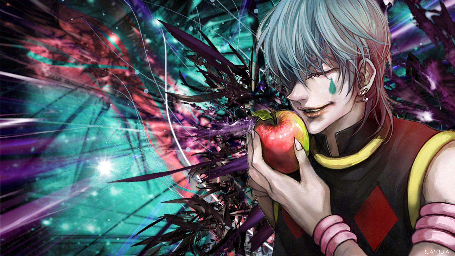 Hisoka Hisoka Hunter Anime Hd Anime Wallpapers