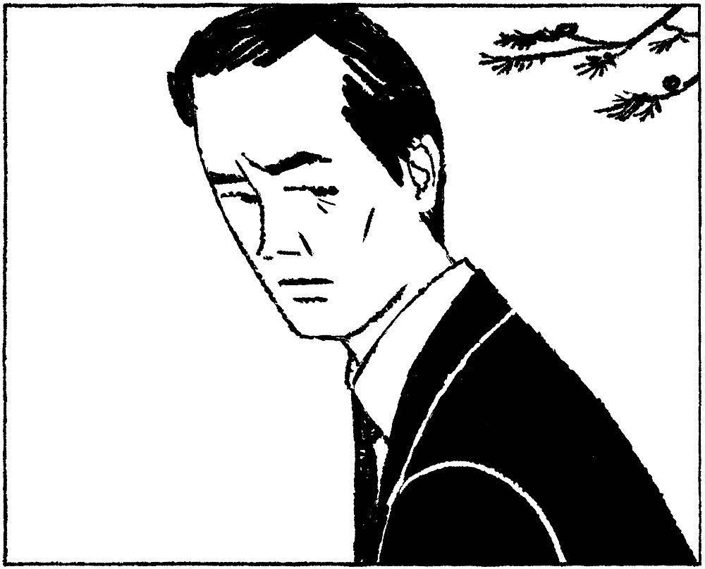 #illustration #tatsurokiuchi #blackandwhite #monochrome #mystery #drawing