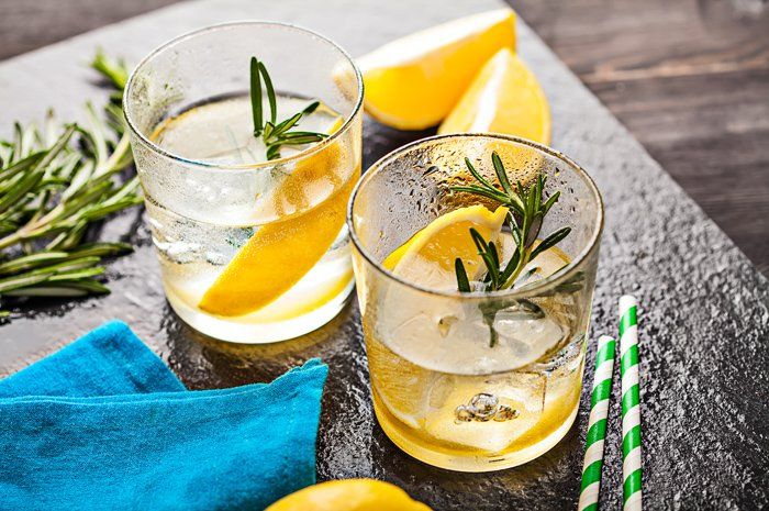 Drinks: Rosemary Lemonade from Our 50 Essential Brunch Recipes for 2016