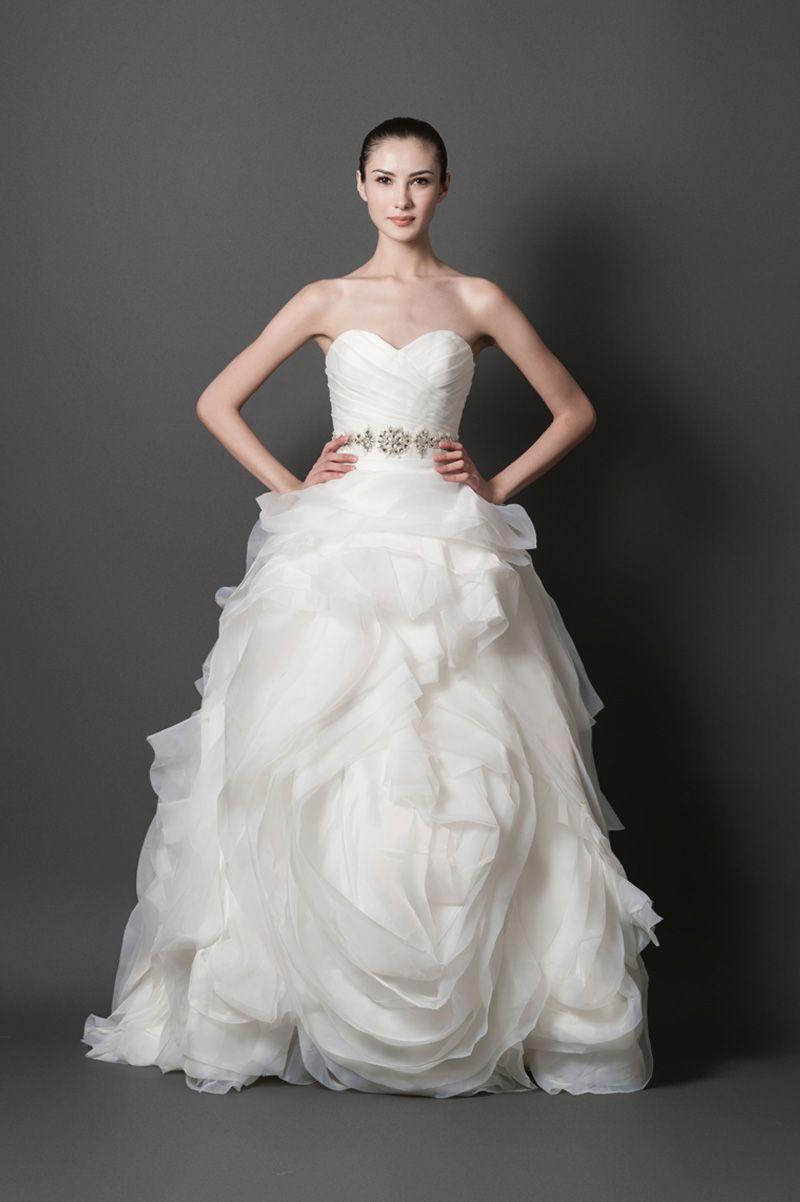 Princess/A-Line Gown by My Dream Wedding | wedding | Pinterest ...