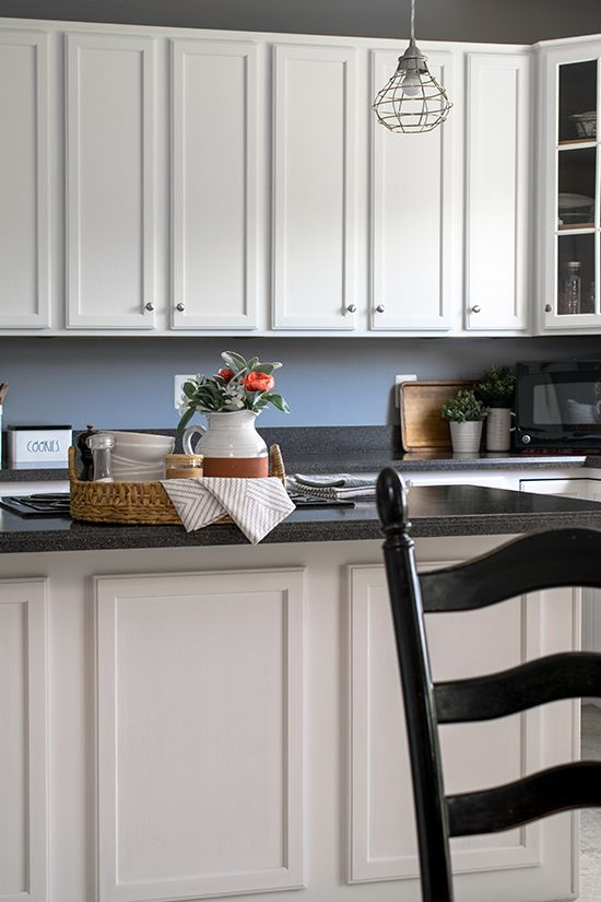 How To Use A Paint Sprayer for Cabinets | Kitchen redo ...