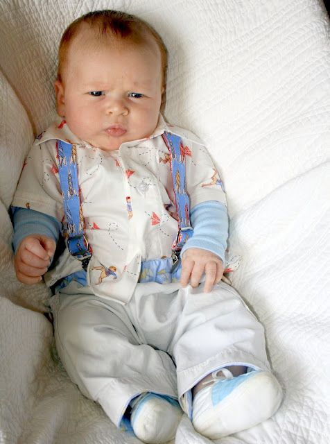 PR&P Tutorials, Week 3 - Baby Boy Button Up | BABY | Pinterest