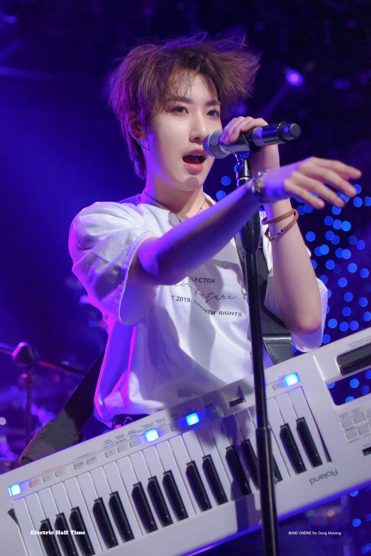 Dongmyeong Pop Group Mamamoo Concert