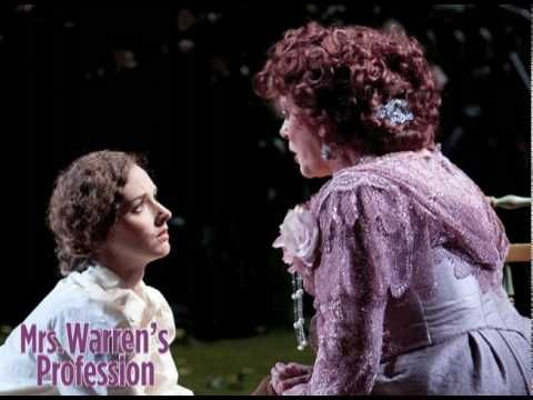 """▶ Shakespeare Theatre Company's """"Mrs. Warren's Profession"""" Testimonials - YouTube. This video clip shows modern audience's reaction to the Shakespeare Theatre Company's production of the play."""
