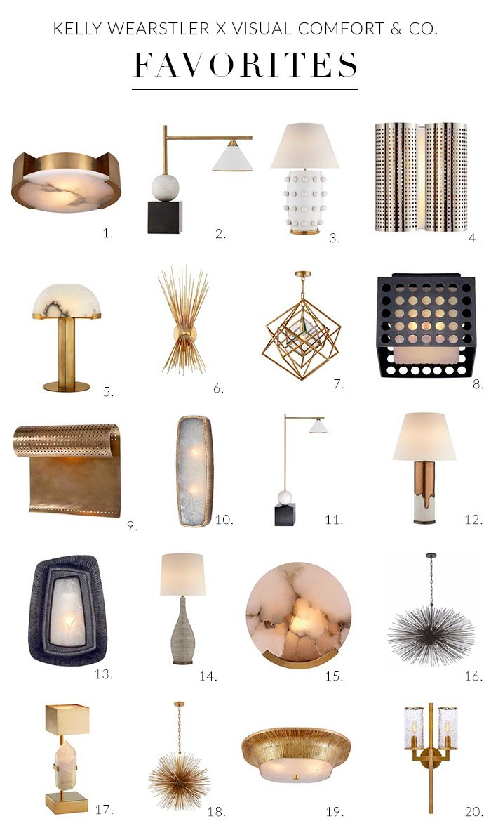 A Look at Kelly Wearstleru0027s New Lighting Collection  sc 1 st  Pinterest & A Look at Kelly Wearstleru0027s New Lighting Collection | Let There Be ... azcodes.com
