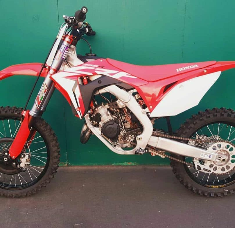 Honda Cr Engine Ktm 125 Motocross Bikes Motorcross Sport Bikes
