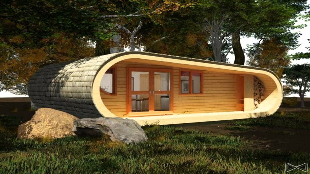 Off Grid Small And Tiny Houses   YouTube