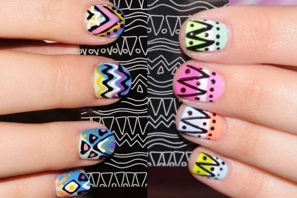 Nail Art Ideas 2012