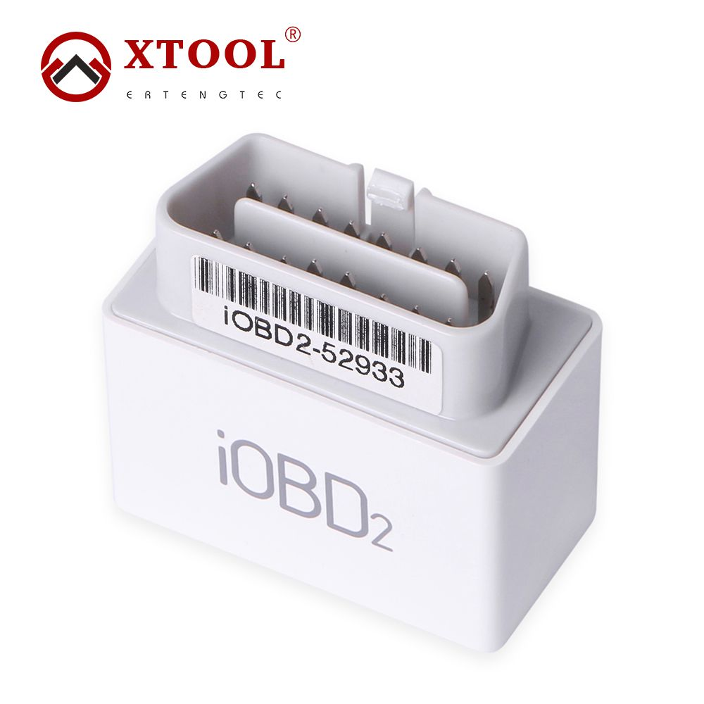 Xtool iOBD2 Bluetooth OBD2 EOBD Diagnostic Scanner Code Reader For iOS Android