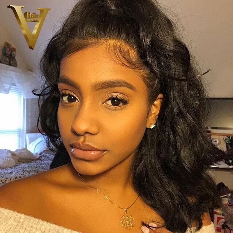 360 Lace Frontal Wig Pre Plucked With Baby Hair Wig