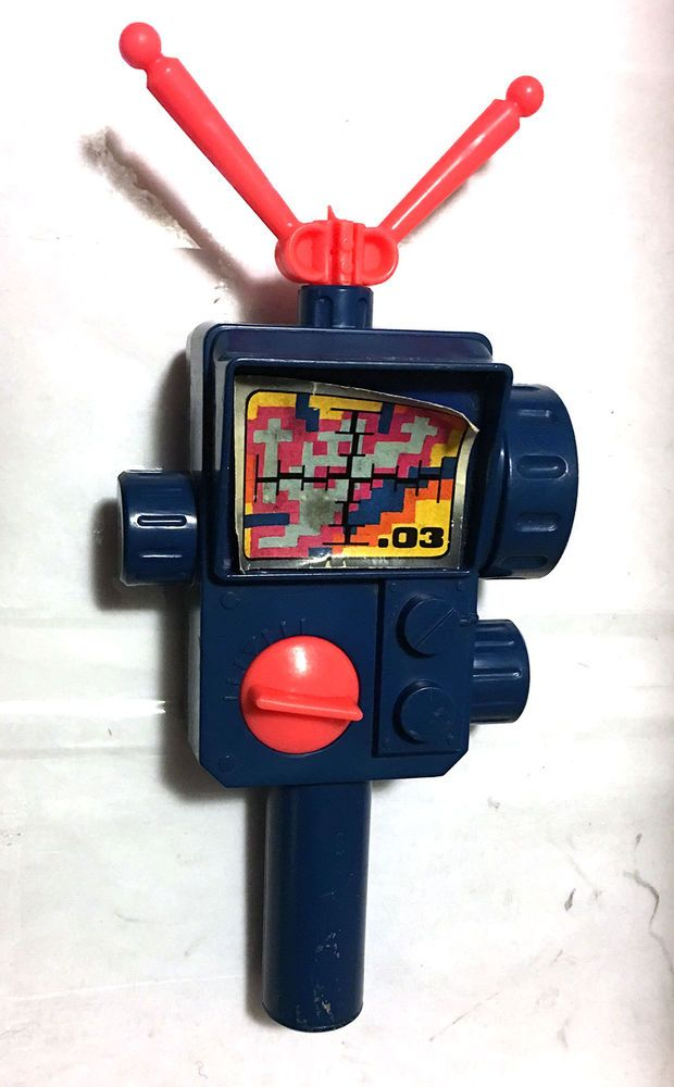 Ghost Trap Replacement Stickers Kenner Ghostbusters Proton Pack /& PKE Meter