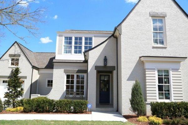 Modern Exterior Trim top modern bungalow design | shoji white, exterior trim and satin