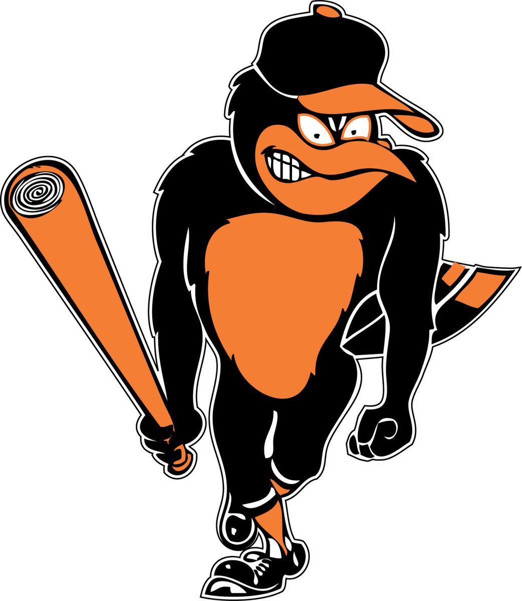 Baltimore Orioles Bird Logo Window Wall Sticker Vinyl Car Decal Any Baltimore Orioles Birds Orioles Logo Orioles Game