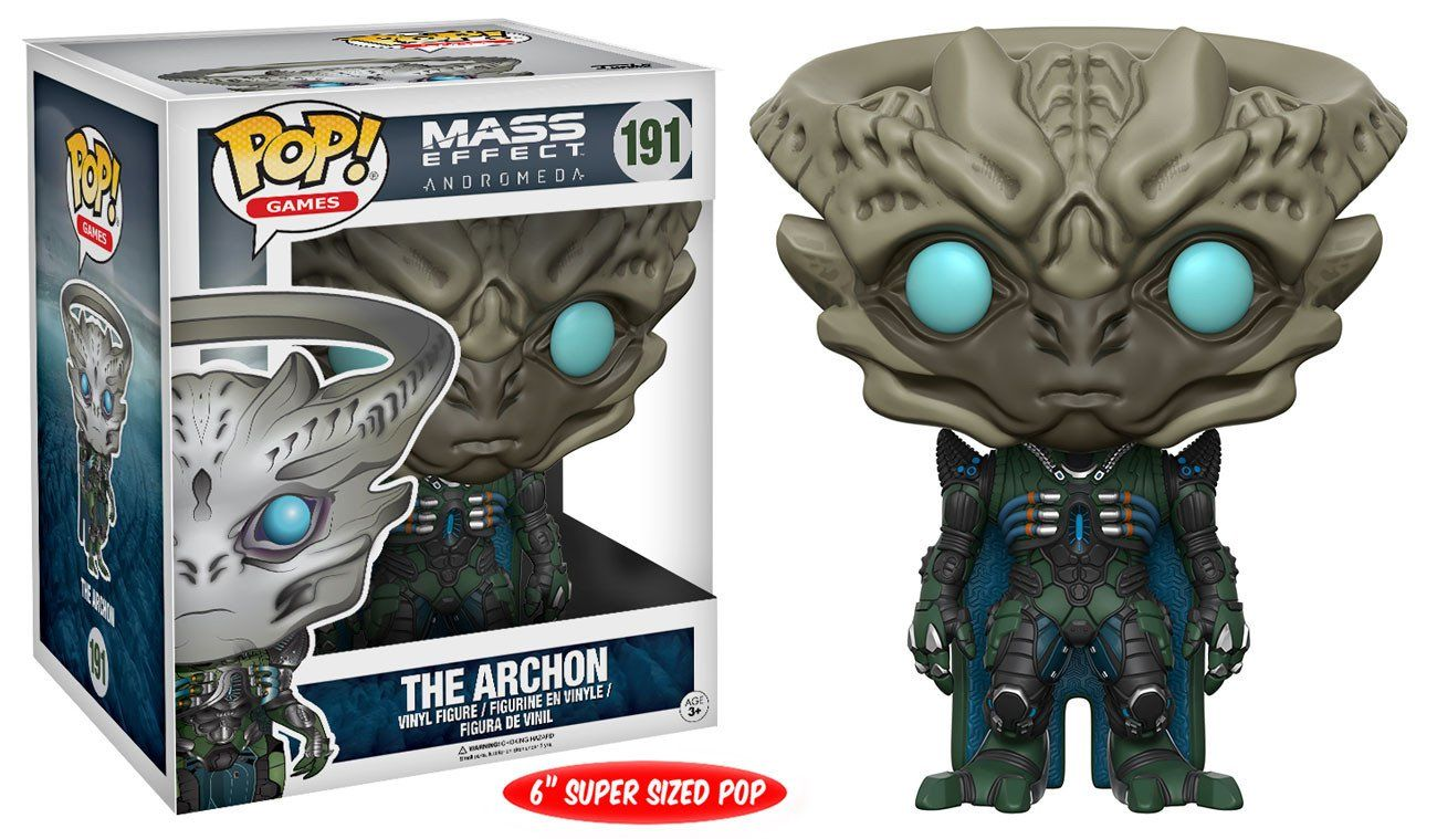 Liam Kosta New Toy FUNKO POP Vinyl Figure GAMES: Mass Effect: Andromeda