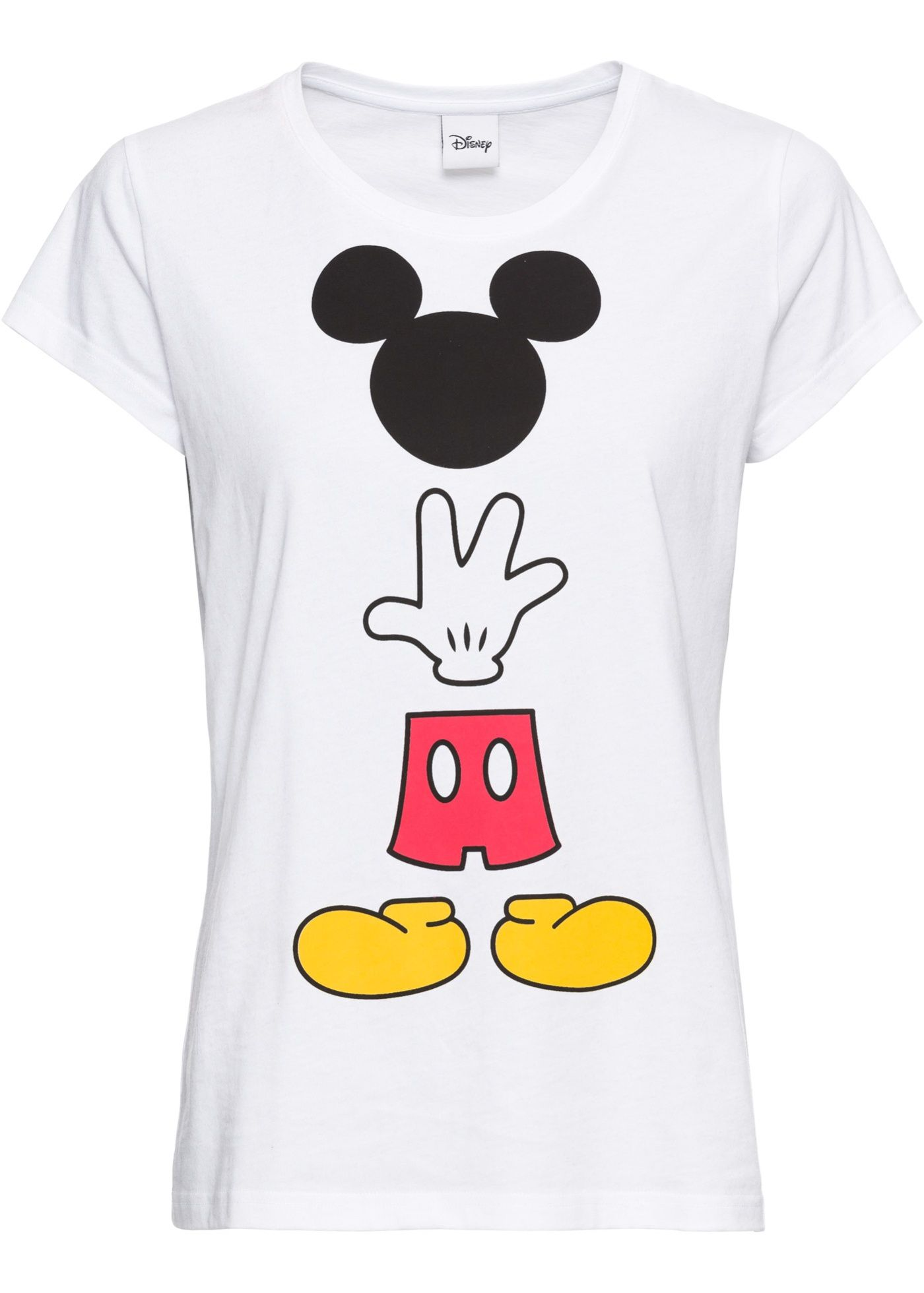 T Shirt Mickey Mouse In 2020 Mickey Mouse T Shirt T Shirt Und Online Shoppen