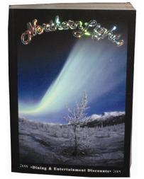 Northern Lights Coupon Book Alaska Discount Coupons « Northern Lights Coupon Book $55 Plus $8