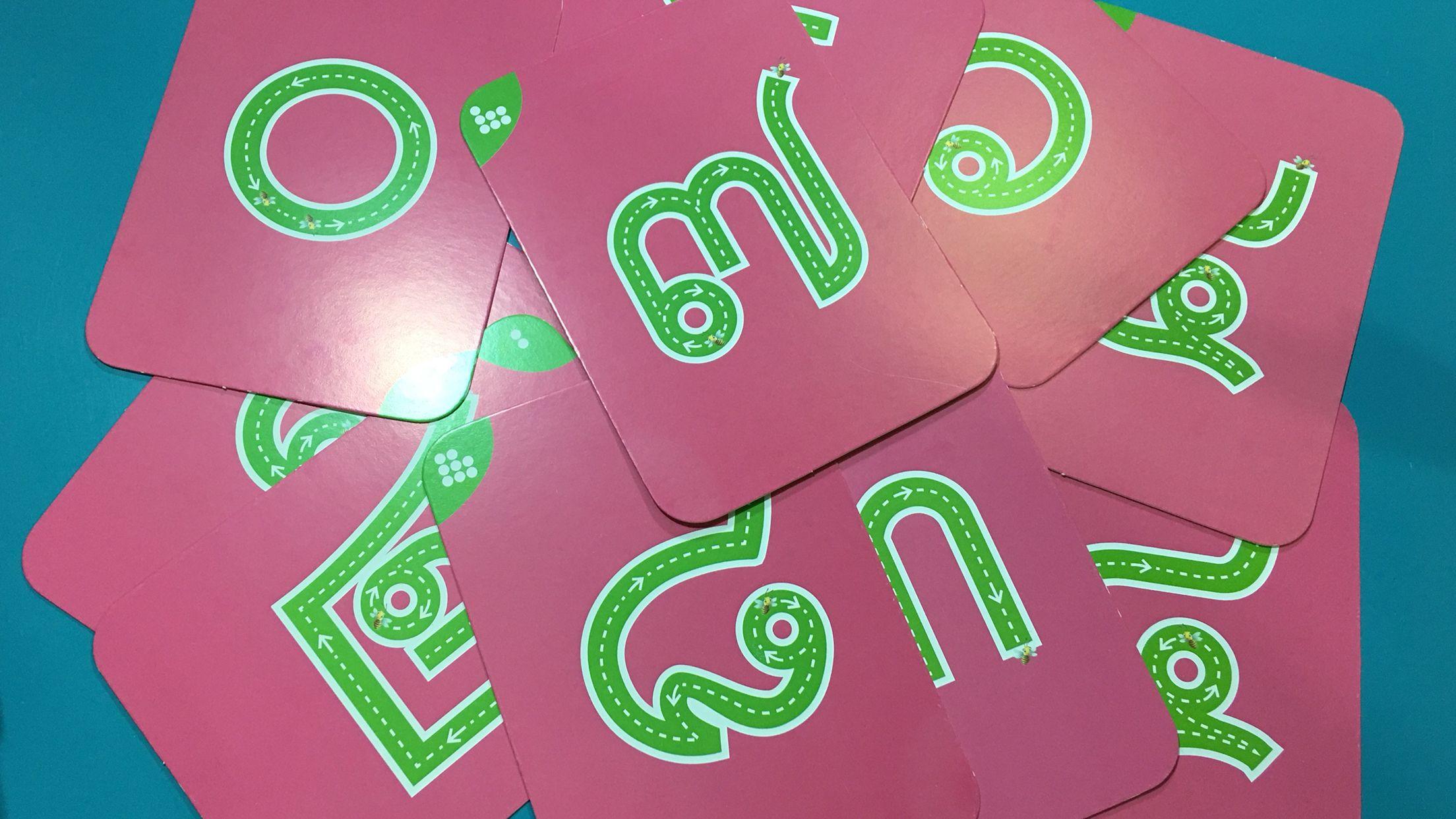 1 10 Number Cards For Kids