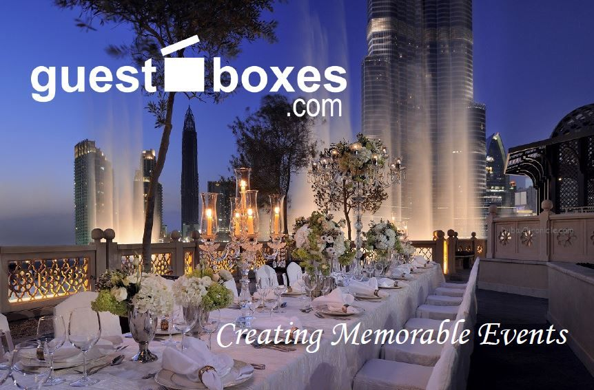 At GuestBoxes.com, we want to help you create the most memorable event for your guests. Contact us about our new hotel GuestBoxes!
