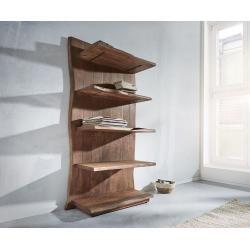 Reduced stand shelves & high shelves