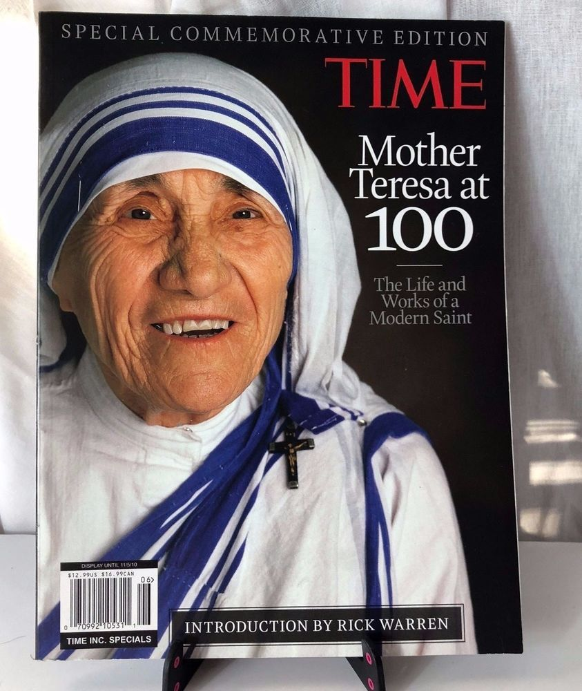 Essay Paper Writing Time Magazine Mother Teresa At  Updated  Special Commemorative  Edition Listed  Sold Argumentative Essay Thesis Examples also Essays On Science And Religion Mother Teresa At  Updated  Special Commemorative Edition Time  Thesis Statement Examples For Narrative Essays