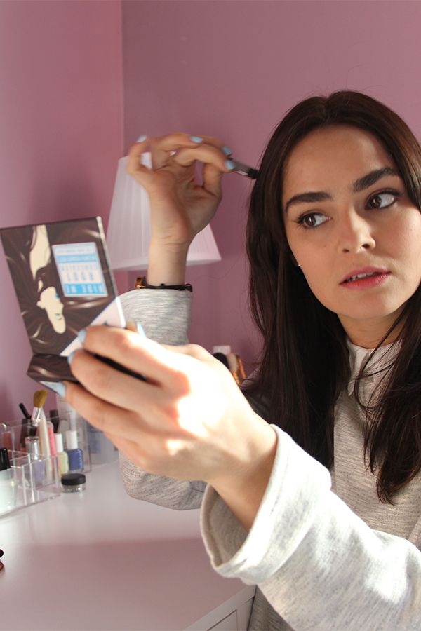 GOODBYE ROOTS    Instant touch up with new Batiste Root Concealer
